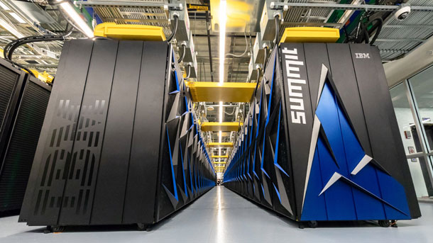 शक्तिशाली सूपरकम्प्यूटरको लीस्टमा अमेरिकाले चीनलाई उछिन्यो