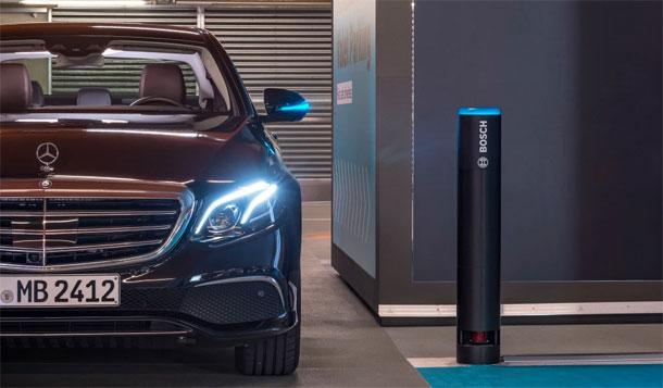 चालकरहित गाडि पार्किंग सिस्टम संचालन गरिने, बोस्च र ड्यामलरले जर्मनीमा पाए परिक्षण अनुमति