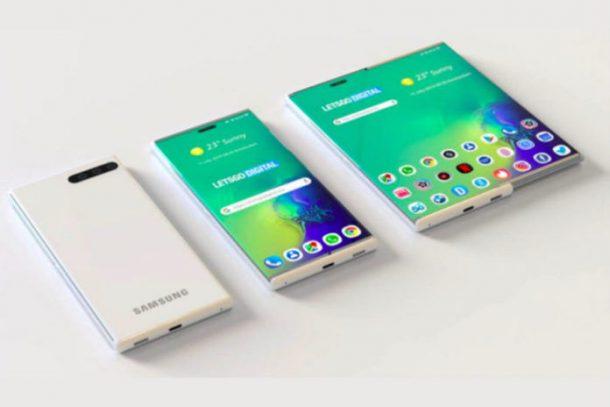 स्मार्टफोनको स्क्रीन तन्काएर ट्याब साइजको बनाउन मिल्ने, सामसंगले नयाँ स्मार्टफोन विकास गर्दै