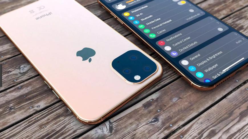 एप्पलको नयाँ आइफोनको तस्वीर 'लीक', यस्तो डिजाइनमा आउनेछ आइफोन ११ म्याक्स