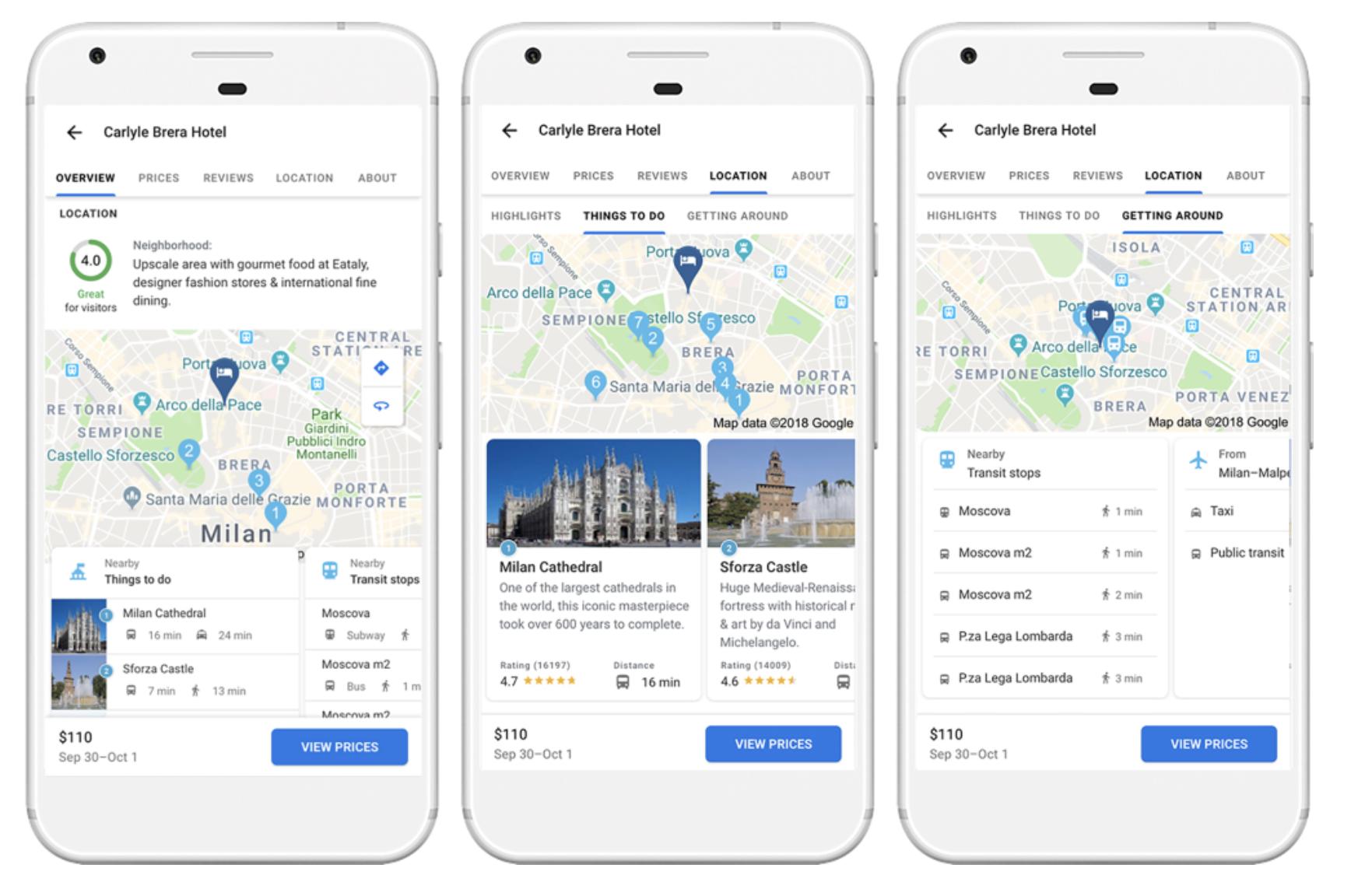 गूगलले मोबाइलका लागि आफ्नो 'ट्रिप' एप बन्द गर्दै, अब ट्राभल पेजमा केन्द्रित