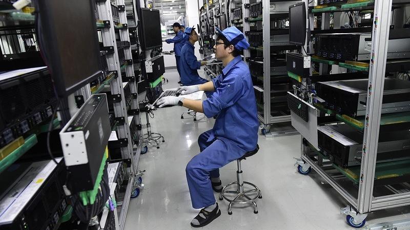 चीनका डाटा सेन्टरहरुमा स्वच्छ उर्जाको प्रयोग नगन्य, २ करोड १० लाख कारको बराबर कार्बन उत्पन्न