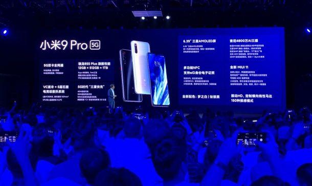 शाओमीको दोस्रो फाइभजी स्मार्टफोन एमआई नाइन प्रो सार्वजनिक, सबैभन्दा सस्तो ५जी स्मार्टफोन