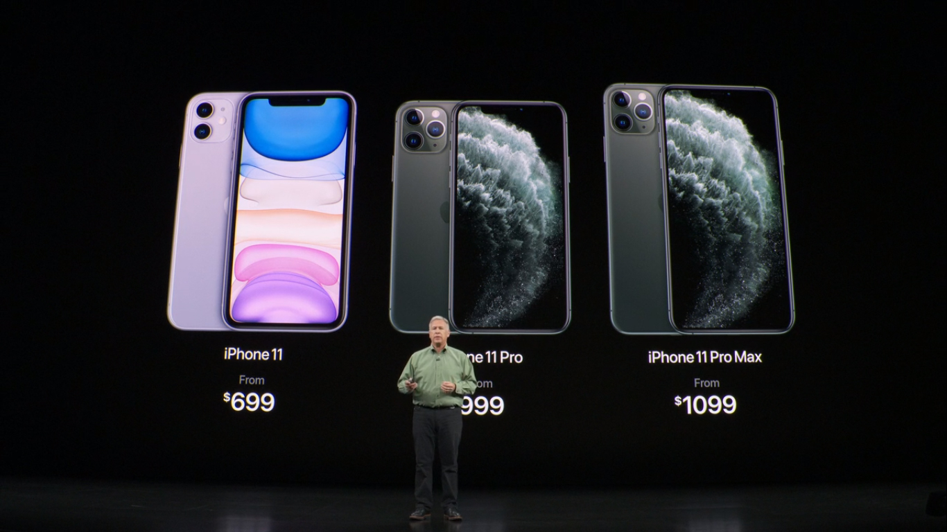 आइफोन ११ सिरिजमा ३ नयाँ आइफोन सार्वजनिक, नयाँ चीपसेटका साथमा नयाँ क्यामरा सेटअप