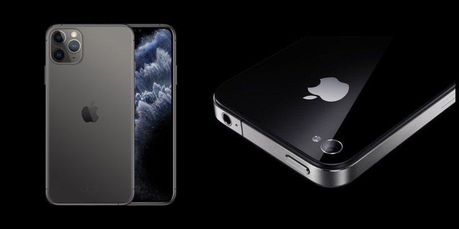 एप्पलले आगामी आइफोन १२ को डिजाइन आइफोन ४ को जस्तै डिजाइनमा बनाउन सक्ने