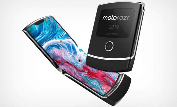 मोटोरोलाको फोल्डेबल फोन मोटो रेजर भारतमा लन्च हुँदै,  सामसङको फोल्डेवल फोनसँग टक्कर