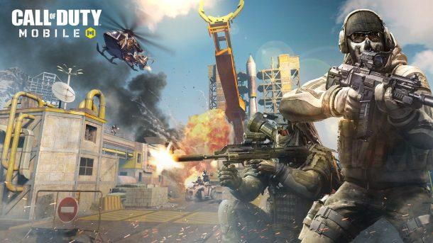मोबाइल गेम कल अफ ड्यूटी मोबाइल भर्सन रेकर्ड डाउनलोड, एक सातामा १० करोड बढि डाउनलोड