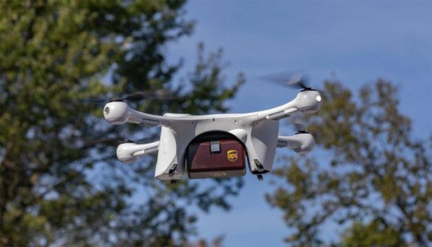अब ड्रोनमार्फत पार्सल डेलिभरी हुने, अमेरिकी नियामक निकायले यूपीएसलाई दियो अनुमति
