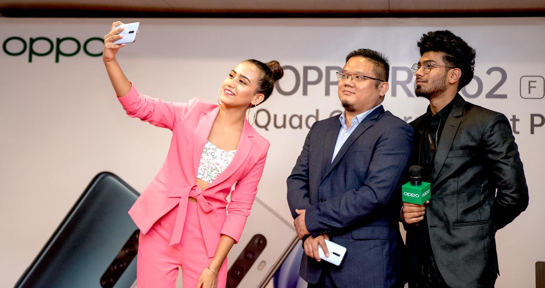 ओपोद्वारा नेपालमा रेनोटू एफ स्मार्टफोन सार्वजनिक, बजार मूल्य ४६ हजार ९९० रुपैयाँ