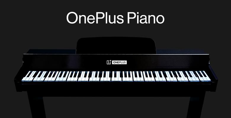 १७ वटा वनप्लस ७टी प्रो स्मार्टफोन प्रयोग गरेर बनाईएको पियानो यस्तो डिजाइनमा