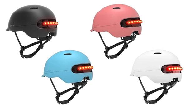 शाओमीको साइकल चालकका लागि स्मार्ट हेलमेट, पछाडि आउनेलाई अलर्ट गर्न स्मार्ट सेन्सर लाइट