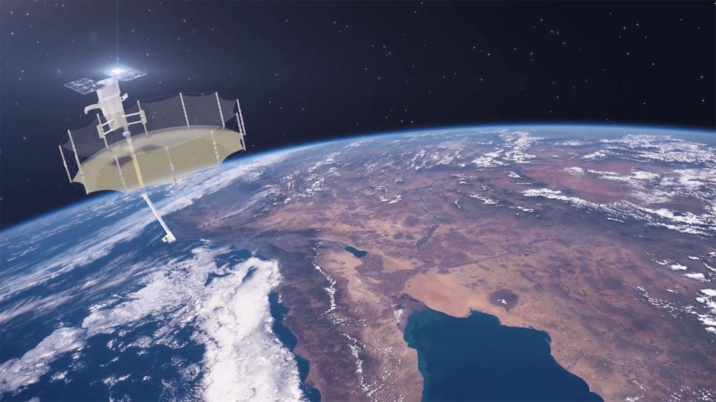क्यापेला स्पेसले बनायो नयाँ स्याटेलाइट डिजाइन, पृथ्विको हाई रिजोल्युशनको तस्विर लिन सक्ने