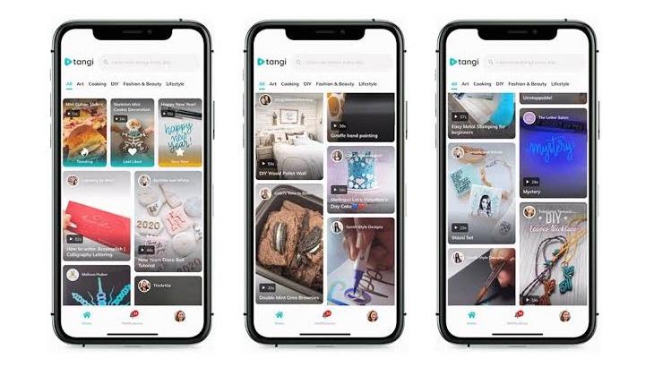 भिडियो शेयरिङका लागि गूगलले ल्यायो ट्याङ्गी एप, ६० सेकेन्डको क्रिएटिभ भिडियो बनाउन मिल्ने