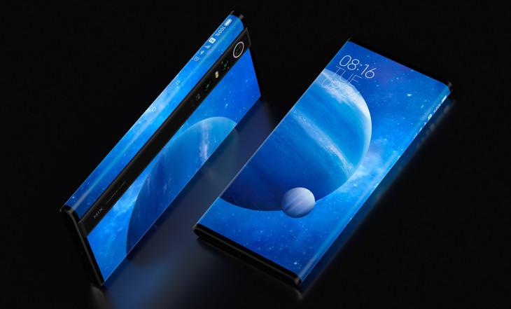सेल्फि क्यामरा नभएको स्मार्टफोन एमआई मिक्स अल्फा भारतमा लन्च गर्दै शाओमी