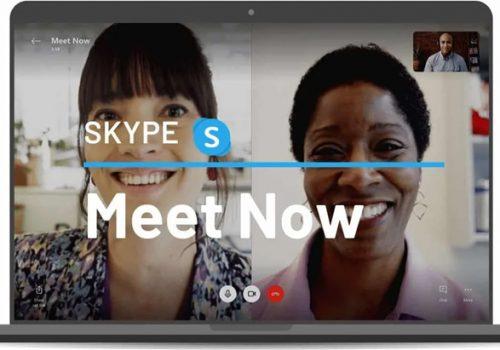 भिडियो कन्फ्रेन्सको लागि माइक्रोसफ्ट स्काइपमा मिट नाउ फीचर, बजारमा जूमलाई टक्कर दिने