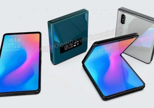 शाओमीले क्लामशेल डिजाइनमा फोल्डेबल स्मार्टफोन विकाश गर्दै