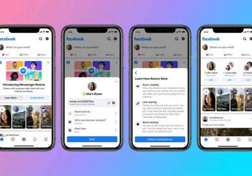 फेसबुकको 'मेसेन्जर रुम्स' विश्वभर उपलब्ध, एकैपटक ५० जनासँग असिमित समय कुरा गर्न सकिने
