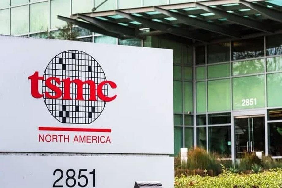 चिपसेट बनाउने कम्पनी टिएसएमसीद्धारा सेभेन नानोमिटर चिप १ अर्ब वटा उत्पादन