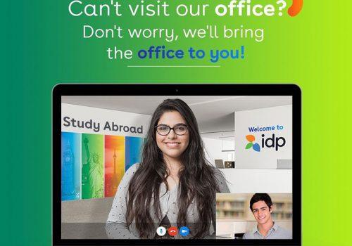 आईडीपी एडुकेशनको भर्चुअल कार्यालय, विद्यार्थीहरुलाई घरबाटै विज्ञहरुसँग जोडिने अवसर