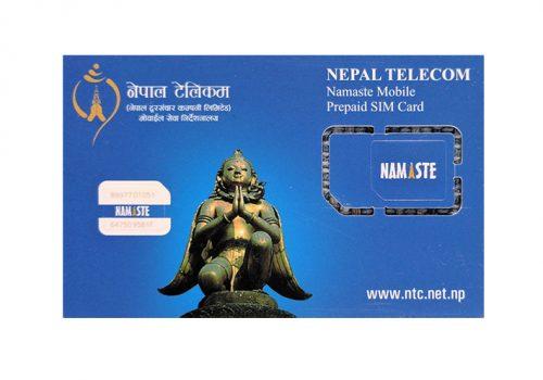 नेपाल टेलिकमको पोस्टपेड मोबाइलकाे सिमकार्ड अब ५ सय रुपैयाँमै किन्न पाईने