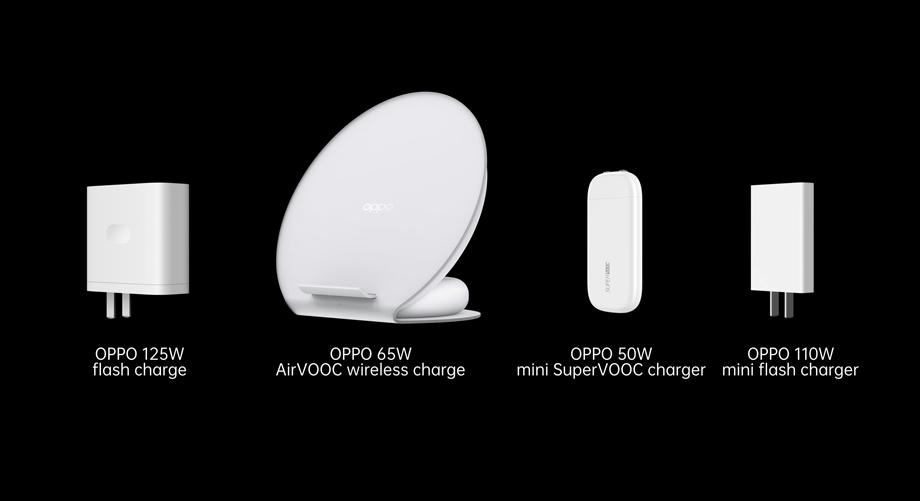 ओपोद्वारा १२५वाट फ्ल्याश चार्जसहित अन्य ३ मोडलका चार्जर सार्वजनिक