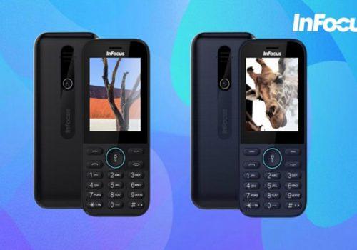 अमेरिकन कम्पनी इनफोकसका फीचर फोन भाइब वान र भाइब थ्री नेपाली बजारमा