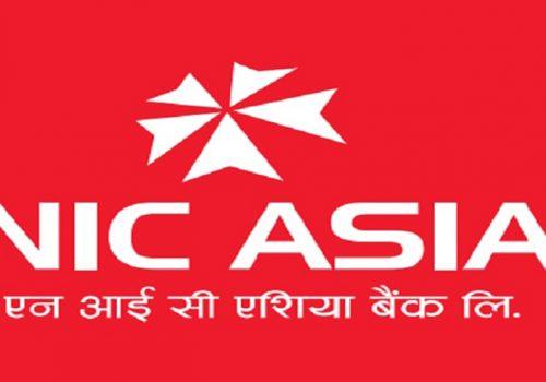 एनआईसी एशियाको मोबाइल बैंकिङ्गको प्रत्येक कारोबारबाट रू.१ कोरोना प्रभावितलाई दिईने