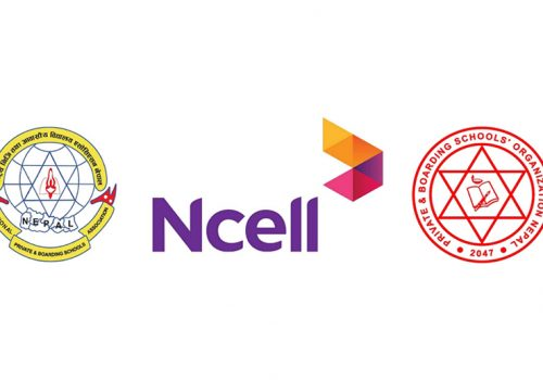 Ncell's collaboration with NPABSAN and PABSON: Special plan for online learning