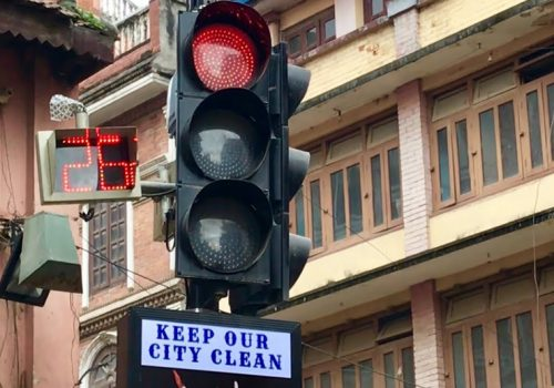 काठमाडौँ उपत्यकाका थप ३ स्थानमा ट्राफिक लाईट सञ्चालन