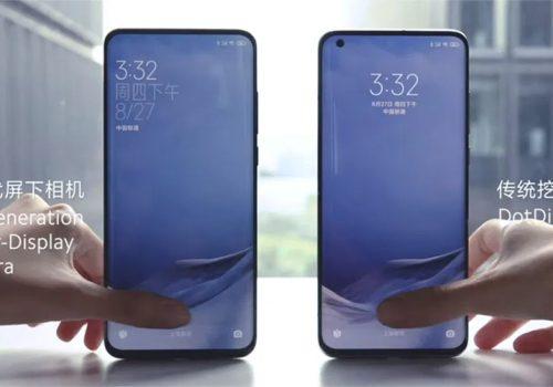 अण्डर डिस्प्ले क्यामरा प्रविधियुक्त स्मार्टफोन ल्याउँदै शाओमी