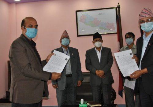सबै विश्वविद्यालय र अन्तर्गतका आंगिक क्याम्पसहरुलाई नेपाल टेलिकमको ह्याप्पी लर्निङ प्याक