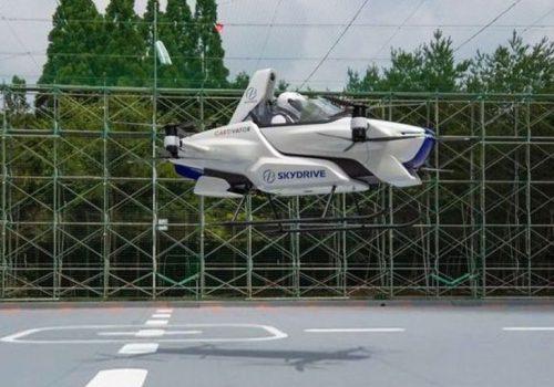 अब बाटोमा गुड्ने होईन् आकाशमा उड्ने कार आउँदै, जापानमा गरियो सफल परीक्षण