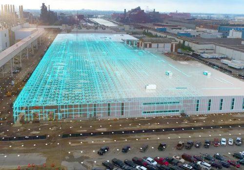 फोर्डको इलेक्ट्रिक एफ १५० पिकअप ट्रक निर्माण गर्ने प्लान्ट बनाउन शुरु