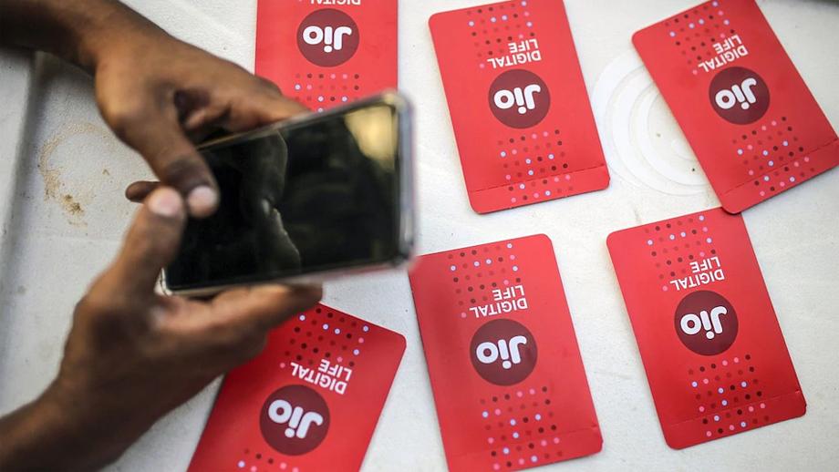 भारतीय टेलिकम जियोले भारु ४ हजार रुपैयाँको स्मार्टफोन ल्याउने योजना