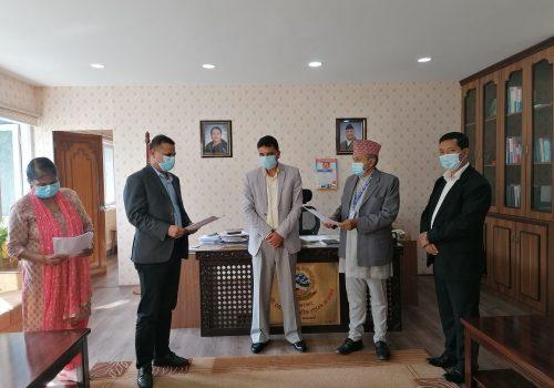नेपाल दूरसञ्चार प्राधिकरण जमलमा रहेको सांस्कृतिक संस्थानको भवनमा सर्ने