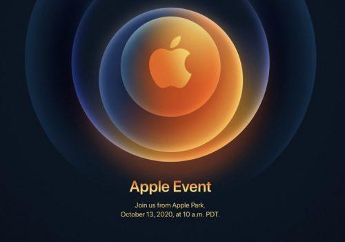 एप्पलको औपचारिक इभेन्ट अक्टुबर १३ तारिखमा, 'हाई स्पीड' नारामा आईफोन १२ सिरिज आउने