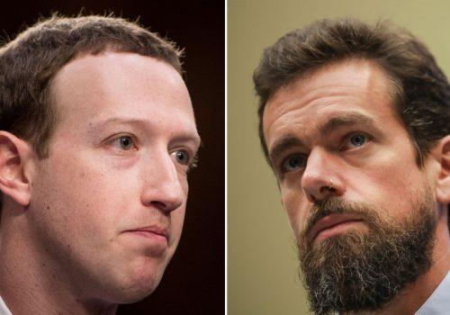 ट्विटर र फेसबुकका प्रमुख कार्यकारीहरू अमेरिकी चुनावपछि संसदमा उपस्थित हुनुपर्ने
