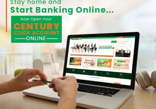 सेञ्चुरी कमर्सियल बैंकको अनलाइन एकाउन्ट सेवा शुरु