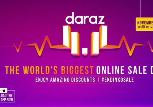 Daraz Brings 11.11 – Nepal's biggest sale day for the third year