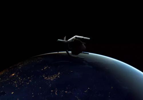 अन्तरिक्षमा भएको फोहोर हटाउन पञ्जायुक्त उपकरण पठाईने, क्लियरस्पेस-१ मिशन सञ्चालन हुँदै