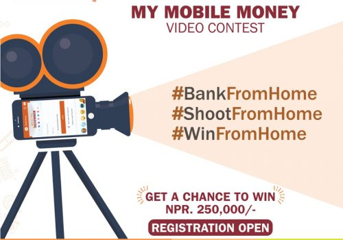 Laxmi Bank announces 'My Mobile Money' video contest, Chance to win Rs. 50,000
