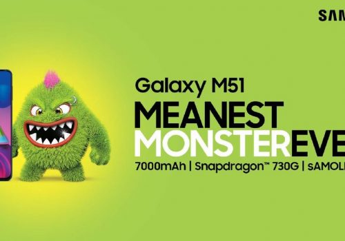 Samsung Launches Galaxy M51 in Nepal, its 'Meanest Monster Ever' with 7000mAh Battery