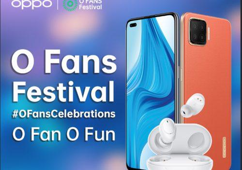 """OPPO Announces """"O-Fans Festival"""""""