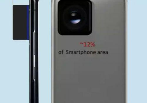 अब स्मार्टफोनमा ६०० मेगापिक्सेलको मुख्य क्यामरा !