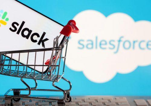 सेल्सफोर्स डटकमले वर्कप्लेस एप स्ल्याकलाई २७.७ अर्ब डलरमा किन्यो