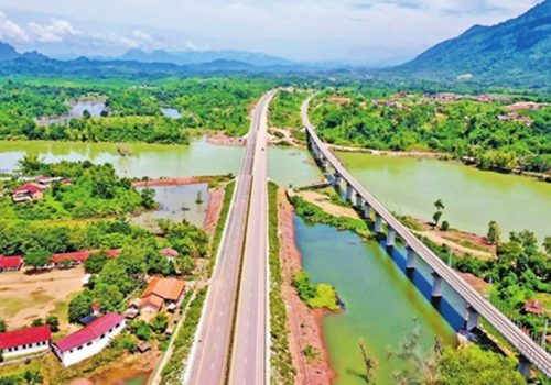 Huawei Helps to Build the First Smart Expressway in Laos