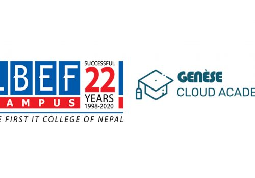 LBEF Campus partners with Genese Cloud Academy to Introduce Cloud Computing course