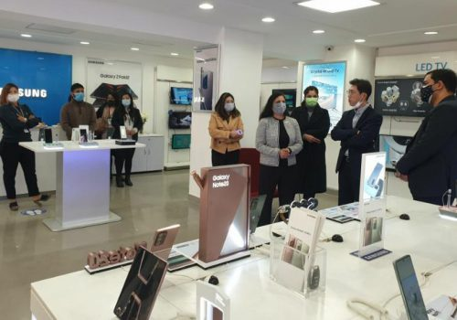 Samsung Digital Plaza of Durbarmarg now extended