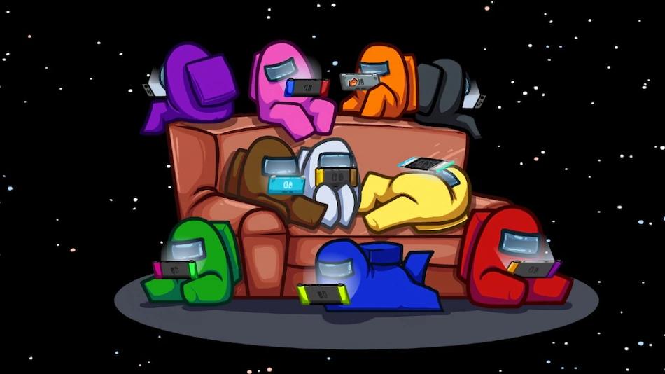 'एमङ्ग अस' २०२० को एन्ड्रोइड र आईओएस प्लेटफर्ममा सबैभन्दा धेरै डाउनलोड भएको गेम