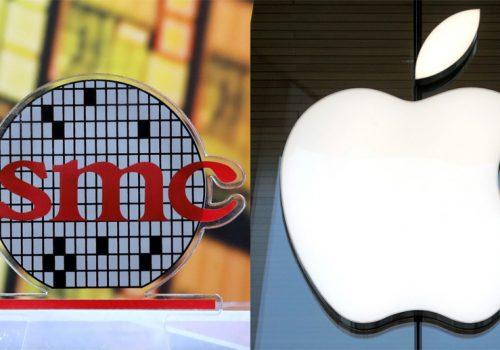 टीएसएमसीद्वारा एप्पलका उत्पादनको मूल्यमा ३ प्रतिशत मात्र वृद्धि